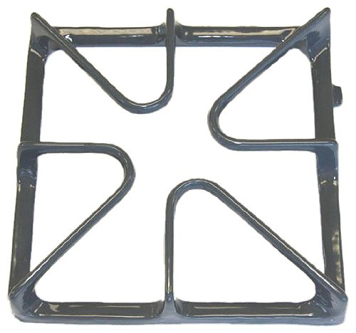 Gas Burner Grate - GE WB31K10045 Grate for Stove (Gray)