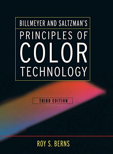 Billmeyer and Saltzman's Principles of Color ()
