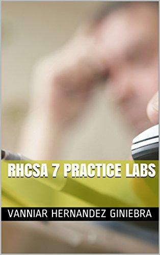 RHCSA 7 Practice labs