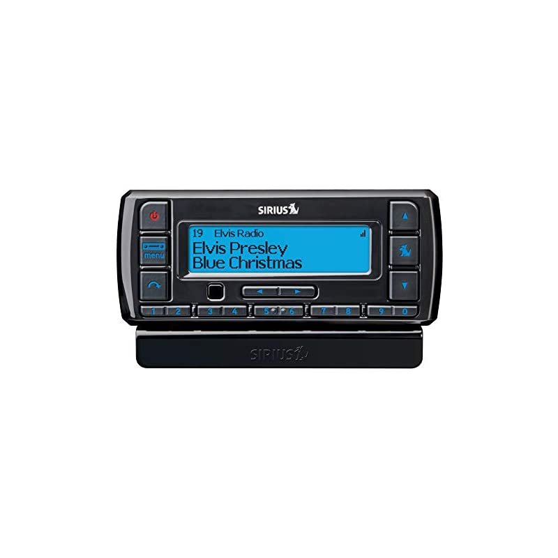 SiriusXM Stratus 7 Satellite Radio with