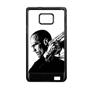 Generic Proctecion Back Phone Covers For Kid Custom Design With Jason Statham For Samsung Galaxy S2 I9100 Choose Design 3