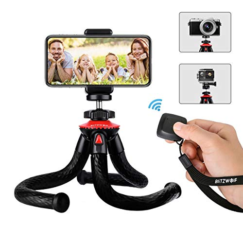 BlitzWolf Flexible Tripod