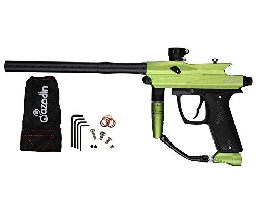 Azodin Kaos 2 Paintball Gun (Lime) (Paintball Gun Double Barrel)