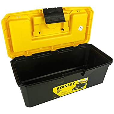 STANLEY 1-71-948 13'' Organised Maestro Tool Box with Clear top lid 8