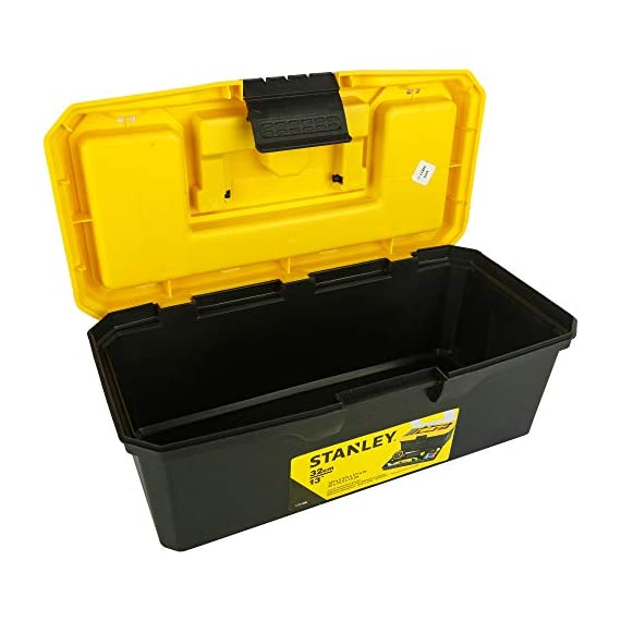 STANLEY 1-71-948 13'' Organised Maestro Tool Box with Clear top lid 2