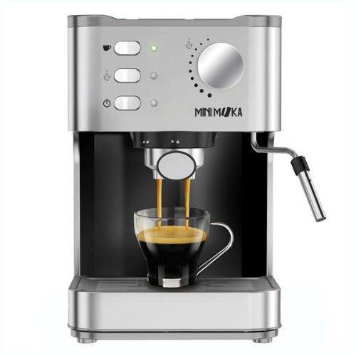 Moka CM0363i - Cafetera espresso: Amazon.es: Hogar