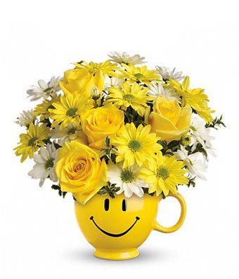 Thoughts of You Get Well Soon - Same Day Get Well Soon Flowers Delivery - Get Well Soon Flowers - Get Well Bouquet - Sympathy Flowers - Get Well Soon Presents