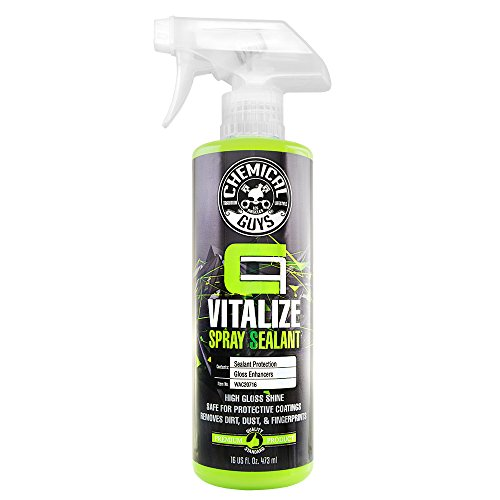 Chemical Guys WAC20716 Carbon Flex Vitalize Spray Sealant, 16 fl. oz (Protective Sealant)