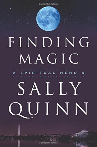 Finding Magic: A Spiritual Memoir cover