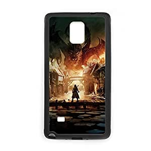 Custom Design With The Hobbit The Battle Of Five Armies For Samsung Note4 Silica Plastic Back Phone Case For Girl Choose Design 9