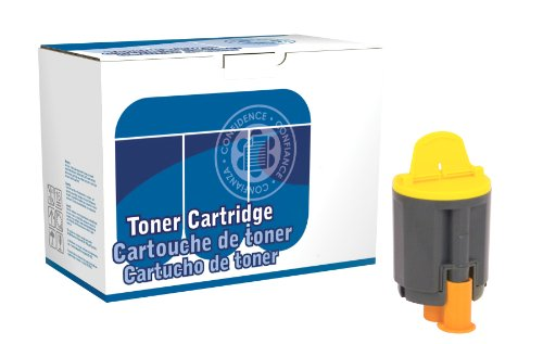 Dataproducts DPCCLP300Y Compatible Toner Cartridge Replac...