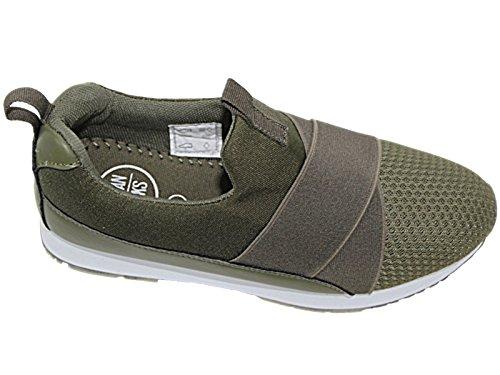 Foster Footwear Sandalias de Lona Hombre Para Chico Mujer 84nvBGa