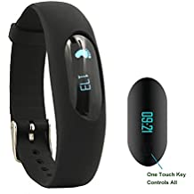 Willful Non-Bluetooth Pedometer Bracelet Fitness Tracker Watch with Step Calories Counter Sleep Monitor Distance Time/Date (Simple,No app,No Phone need) for Walking Running Kids Men Women