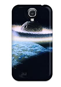 Galaxy S4 Case, Premium Protective Case With Awesome Look - Impact Sci Fi