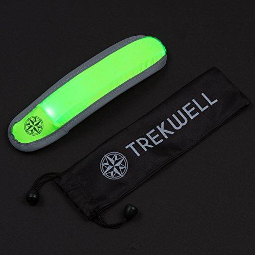 Trekwell Flashing Reflective Armband Visibility