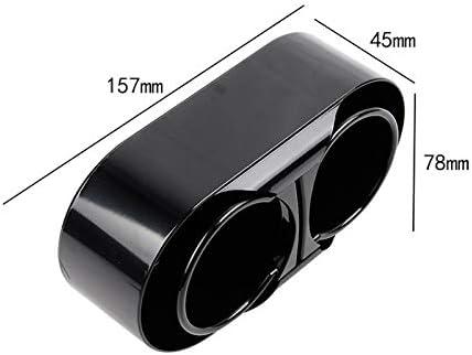 IENPAJNEPQN Boissons Styling Voiture en Plastique Porte-gobelet Portable Multifonction Robuste v/éhicule Rack for Bouteille Automatique int/érieur Accessoires