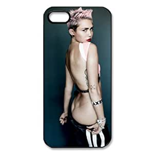 Music Star Miley Cyrus Hard Case for Apple IPhone 5/5S