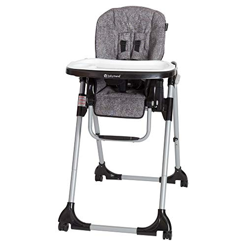 Baby Trend 174 A La Mode Snap Gear 5-in-1 High Chair - Java Java