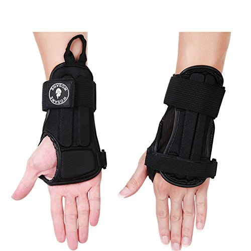 Wrist Guards - Yopoon Breathable Brace Hands Wrist Thumb Support for Carpal Tunnel Hand Protector