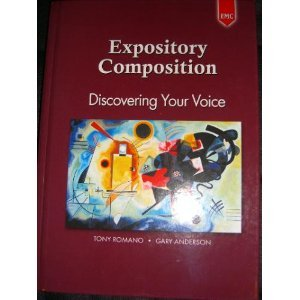 Expository Composition: Discovering Your Voice
