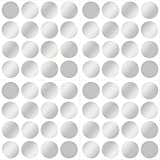 Wall Pops WPD1593 Silver Confetti Dot Decals
