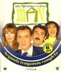 Pack Mis Adorables Vecinos 2ª Temp. Comp [DVD]