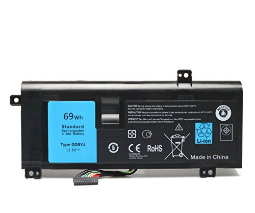 Laptop Battery Alienware 14D 1528 0G05YJ