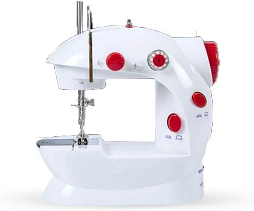 GSKTY Máquina de coser Casa multifunción pequeña máquina de coser ...