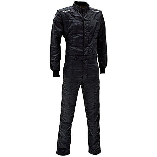 - Impact Racing 24215810 XXX-Large Black Racing Suit