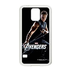 The Avengers Hawkeye Samsung Galaxy S5 Cell Phone Case White 218y-030422