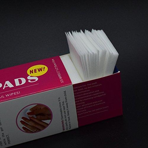 dt-325pcs-lint-free-nail-art-gel-polish-remover-cotton-pad-nail-wipe