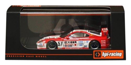 1/43 トヨタ スープラ GT LM 1996 ル・マン IDC大塚家具 #57(レッド×ホワイト) 8353