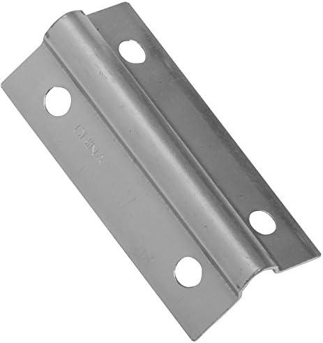 Stanleyハードウェア3-inch内側コーナーブレース、亜鉛メッキ、2- Pack # 755505