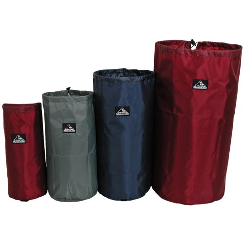 Liberty Mountain Stuff Sack (Small, 6 x 15-Inch) Color may vary by Liberty Mountain