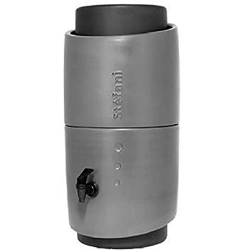 6L Stefani Onix Plata terracota purificador de agua dispensador de enfriador de sistema de filtro: Amazon.es: Hogar