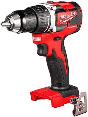 "New Milwaukee M18 18v 1//2/"" Drill//Driver Brushless Cordless no Battery 2801-20"