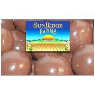Milk Balls Malted Vanilla - Sunridge Farms Candy, Carob Malt Balls, 10 Pound