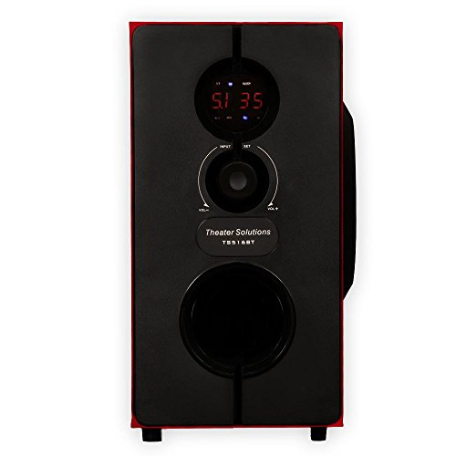 Buy Theater Solutions TS516BT Home Theater Bluetooth 5.1 Speaker System with Optical Input (online)