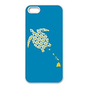 iPhone 5 5s Cell Phone Case White Hawaii AMA Customized Phone Cases