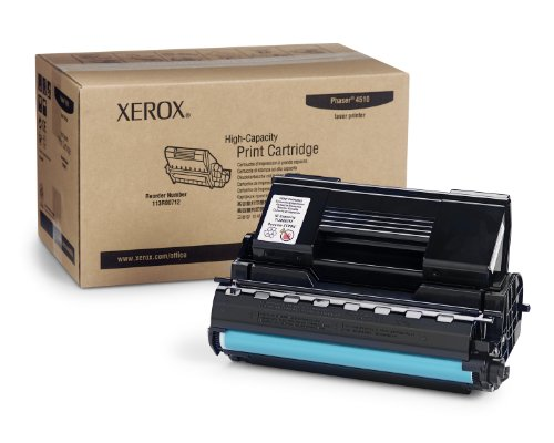 Xerox Compatible Phaser 4510 High Capacity Toner Cartridge (19000 Page Yield) (113R00712)
