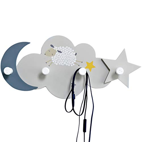 Amazon.com: Childrens Room Coat Hook Hook Creative Cartoon ...
