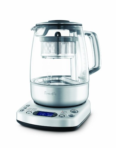 Breville BTM800XL One-Touch Tea - Tea Brewer Loose Leaf