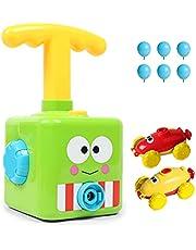 لعبة تعليمية للأطفال على شكل سيارة سباق وسيارة سباق تعمل بالطاقة الجوية من جولففلاي