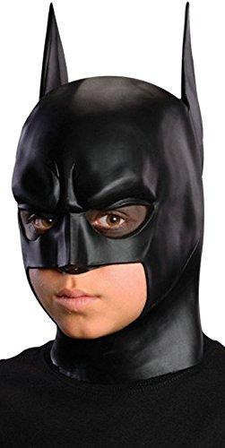 Real Batman Costume Dark Knight (Batman Dark Knight Deluxe Child Mask)