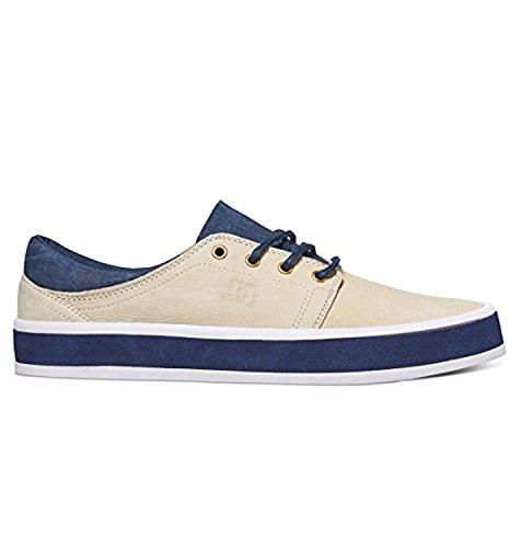 DC Trase LX Unisex Skate Shoe, Sand Dollar, 45.5 D(M) EU/11 D(M) UK