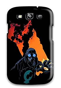 Anna Paul Carter Design High Quality B.p.r.d. Cover Case With Excellent Style For Galaxy S3