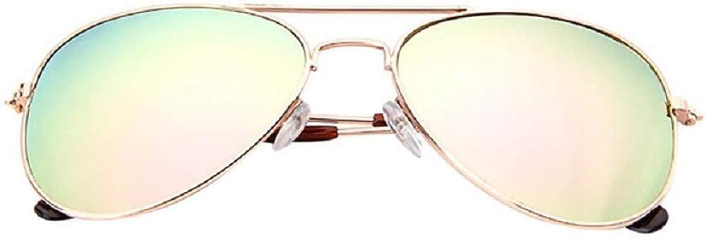 Specchio Goccia Moda Idea regalo Classico Inception Pro Infinite Occhiali da sole Bimbi Estate Aviatore Bambini