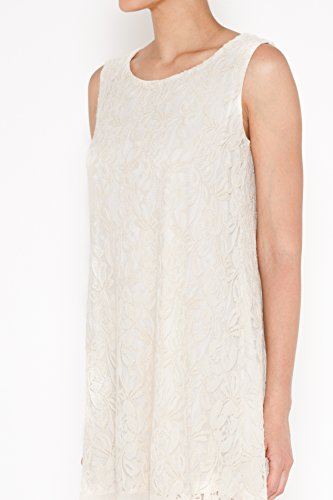 Tantra - Lace Dress - Habillé Femme, lot de  , ecru (ecru), taille SMALL