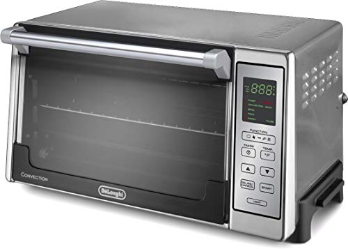 DeLonghi DO2058 Digital Convection Toaster Oven (Certified Refurbished)
