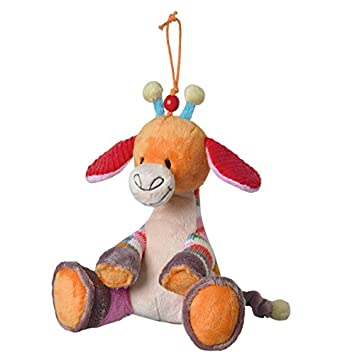 Happy Horse - Peluche musical jirafa, 15 cm (45017243)
